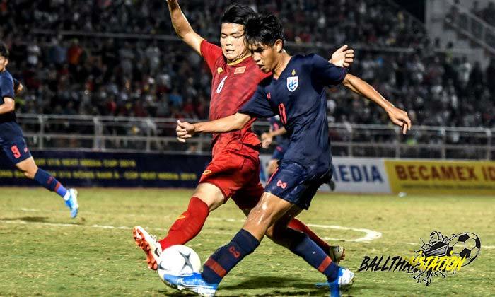 ทีมชาติไทย เสมอ เวียดนาม 0-0 ร่วงรอบแรก บอลชิงแชมป์อาเซียน อายุ18ปี