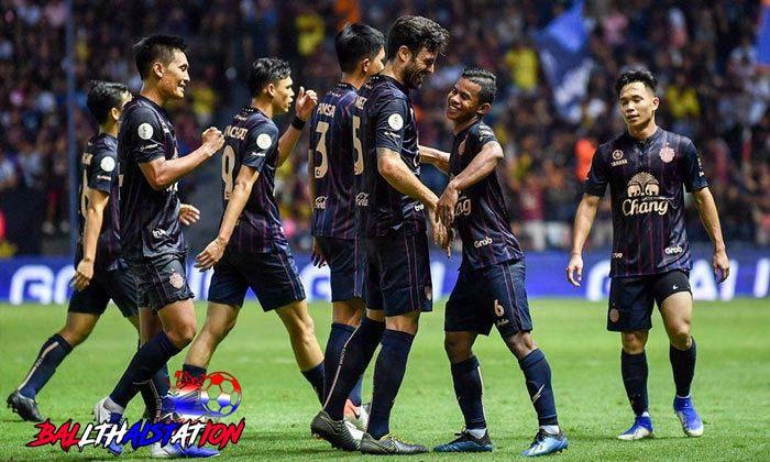 เก็บกดจัด! บุรีรัมย์ เปิดบ้านถลุง ราชบุรี 6-0 รั้งจ่าฝูงไทยลีก