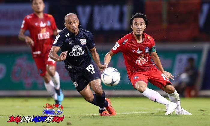 หนีตกชั้น! สุพรรณบุรี บุกเฉือนเชียงใหม่ 1-0 โตโยต้าไทยลีก